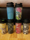 Pattern Travel Mug to coordinate with your purse, thermal or tote!