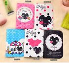 2461 Sweet Cat Holder Wallet Business ID Credit Case Card Pocket Cute Bag ~1pc~