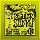 Ernie Ball Slinky Nickel Wound Electric Guitar Strings 10-Pack FREE UK Delivery