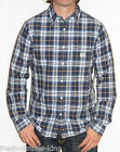 Ralph Lauren Denim & Supply Button Up Shirt New $69.50 Blue Plaid Choose Size
