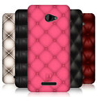 HEAD CASE DESIGNS CUSHION PROTECTIVE SNAP-ON BACK CASE COVER FOR HTC BUTTERFLY