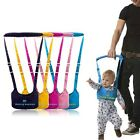 Toddler Kid Baby Infant Safety Walking Assistant Harness Rein Strap Weskit Style