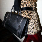 "Classic Skull Shoulder Women""s Handbag Baguette Hobo Bags   [HA]"
