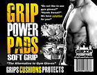 Lifting Grips GRIP POWER PADS® The Alternative To Gym Weight Lifting Gloves NEW