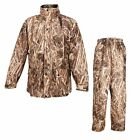 Jack Pyke Wildlands Camo Hunter Jacket & Trousers Set Suit Stealth Waterproof