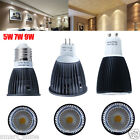 High Power 4x 5W 7W 9W GU10 MR16 E27 LED COB Bulbs Spotlight Lamp Day Warm White