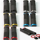 Five Color Chioces Durable Cycling Tube Lock-on Handlebar Grips for Bicycles
