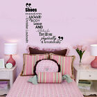 Shoes transform your body Christian Louboutin Quote Wall Sticker Bedroom Decal