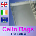Cello Bags for Greeting Cards & Prints | Clear | Cellophane Bag Peel & Seal