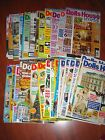 DOLLS HOUSE WORLD MAGAZINES,HUGE CHOICE,SOME RARE AND HARD TO FIND,FREE DELIVERY