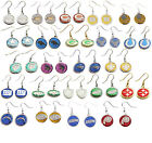 glitter earring dangle charm NFL Pick your team on eBay