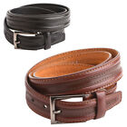 Milano Genuine Leather Belt with Pattern (2726)
