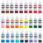 DYNAMIC COLOR Tattoo Ink 1oz Red Blue Green Yellow Brown Black White U PICK