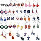 earring dangle logo charm MLB PICK YOUR TEAM on Ebay