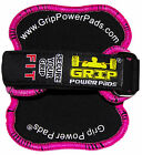Best Lifting Grips Straps Weight Lifting Grip Pad Exercise Crossfit Workout NEW