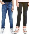 Girls jeans skinny denim ex store M * S age 5 6 7 8 9 10 11 12 13 14  *50% OFF*