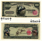 Sports Rodeo One Million Dollar Novelty Bill Notes 1 5 25 50 100 500 or 1000