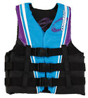 Connelly WOMEN'S Pro Life Jacket Ski Vest Purple Flotation PFD  XS S M L