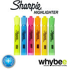SHARPIE CHISEL HIGHLIGHTER SMEAR GUARD PEN (x1) - ALL COLOURS AVAILABLE!