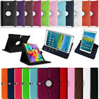 "Rotating Leather Case Cover Stand For Samsung Galaxy Tab S 10.5""T800/8.4"" T700"
