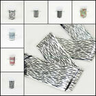 ShinyTransfer Foil Gel Polish Sticker Adhesive Nail Art Roll Tips Wrap Decals