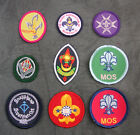 World Scouting - National / Association Membership Scout Badge Patch -Choice # D