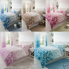 Duvet Quilt Cover Bed Set With Pillow Cases Single Double King Superking Blossom