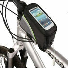 Unisex Cycling Bike Bicycle Frame Front Tube Bag Beam Bag For iphone 4 4s 5 5s