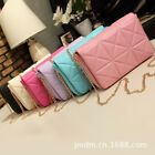 Women Candy Clutch Chain Purse Evening Party Bridal Handbag Cosmetic Bag Wallet