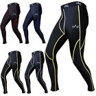 Mens Compression Tights Base Layer Running Gym Exercise Tights /Trousers
