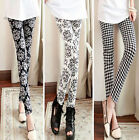 Women High Quality  Stretchy Sexy Jeggings Pencil Tights Pants 112 UK FO