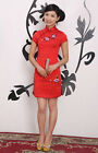New Style Short Mini Women's Evening Dress Ball Cheongsam Qipao SZ 6-8-10-12-14