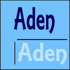 Aden Boys Name Wall Sticker -18x40cm Interior Home Vinyl Decal Decor Sign