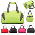 Unisex Women Duffle Gym Travel Luggage Suitcase Sports Tote Bag Weekend handbag