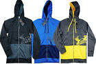 Mens $79 UNDER ARMOUR Hoody ALTERNATOR Zip LARGE LOGO Sweatshirt PICK SIZE/COLOR