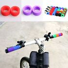 7\14 X Skid-proof Soft Rubber Handlebar Grip Cover Mountain Cycling Bike Bicycle