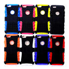Deluxe Heavy Duty Tough Shockproof with Stand Hard Case Cover for iPhone6 TZJ