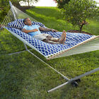Tufted Hammock with Stand Package