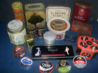 VINTAGE, COLLECTABLE TINS cigarette tobacco & others - chose from the menu blow