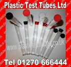 Tubes for sweets,M & M's, wedding favours  Flat base, 165 x 22.8 mm Ø 50ML Vol