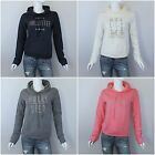 HOLLISTER WOMEN`S HAMMERLAND HOODIES SIZES XS, S, M, L