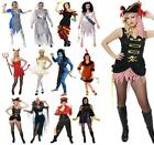 ADULT WOMENS LADIES SEXY HALLOWEEN PARTY FANCY DRESS COSTUME OUTFIT CLEARANCE