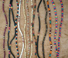 Beaded Chokers Surfer Necklace Coco Beads Surf Beach 3mm Choker Coconut Bead