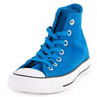 Converse Chuck Taylor All Star Hi Unisex Trainers Dark Blue New Shoes All Sizes