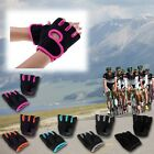 Sport Cycling Fitness GYM Half Finger Weight Lifting Exercise Training Gloves #U