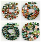 J60400 Carved gemstone indian agate loose beads,more shape & size to select