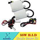55W HID Conversion Kit Xenon Headlight H1 H4 H7 H8 H9 H10 H11 9005 9006 9007 US