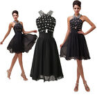 Evening Prom Cocktail Ball Gown Homecoming Dresses STOCK : 6 8 10 12 14 16 18 20
