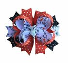 Halloween Ghost Boutique Hair Bow