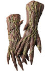 Guardians of the Galaxy Deluxe Latex Groot Hands Costume Accessory